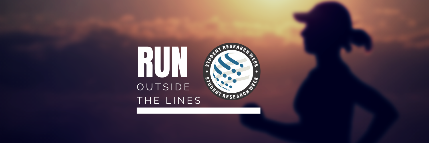 Run Outside the Lines Banner