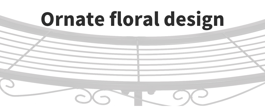 Levede-Plant-Stands-Outdoor-Indoor-Metal-Black-Flower-Pot-3-Garden-Corner-Shelf thumbnail 54