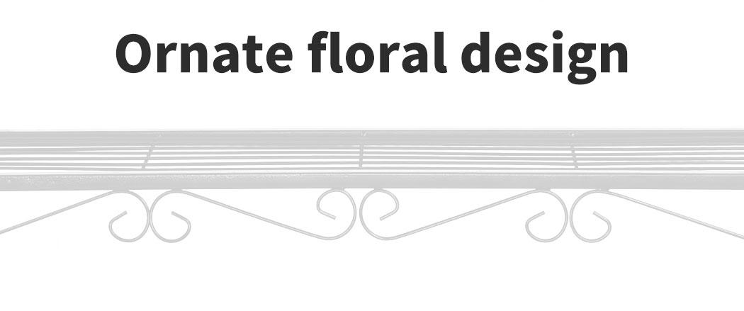 Levede-Plant-Stands-Outdoor-Indoor-Metal-Black-Flower-Pot-3-Garden-Corner-Shelf thumbnail 31