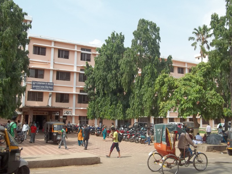 SCB Medical College and Hospital Image