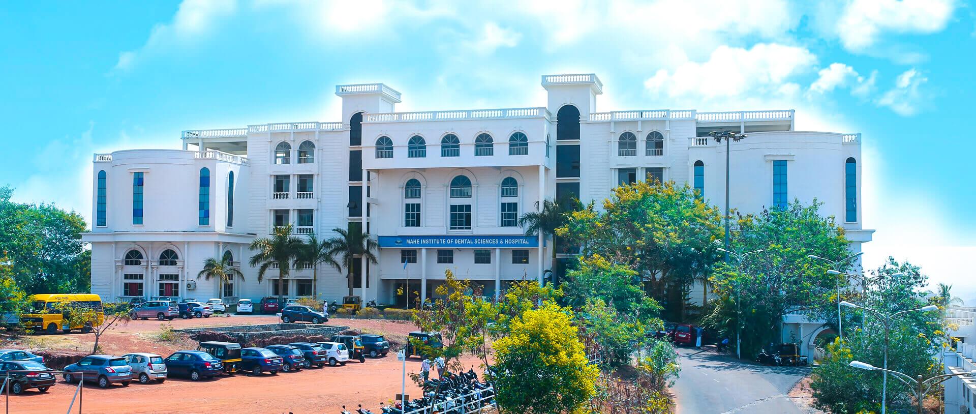Mahe Institute of Dental Sciences and Hospital, Mahe Image
