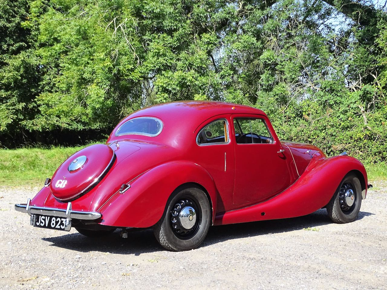 1948 Bristol 400 with links to Bristol Cars up for grabs