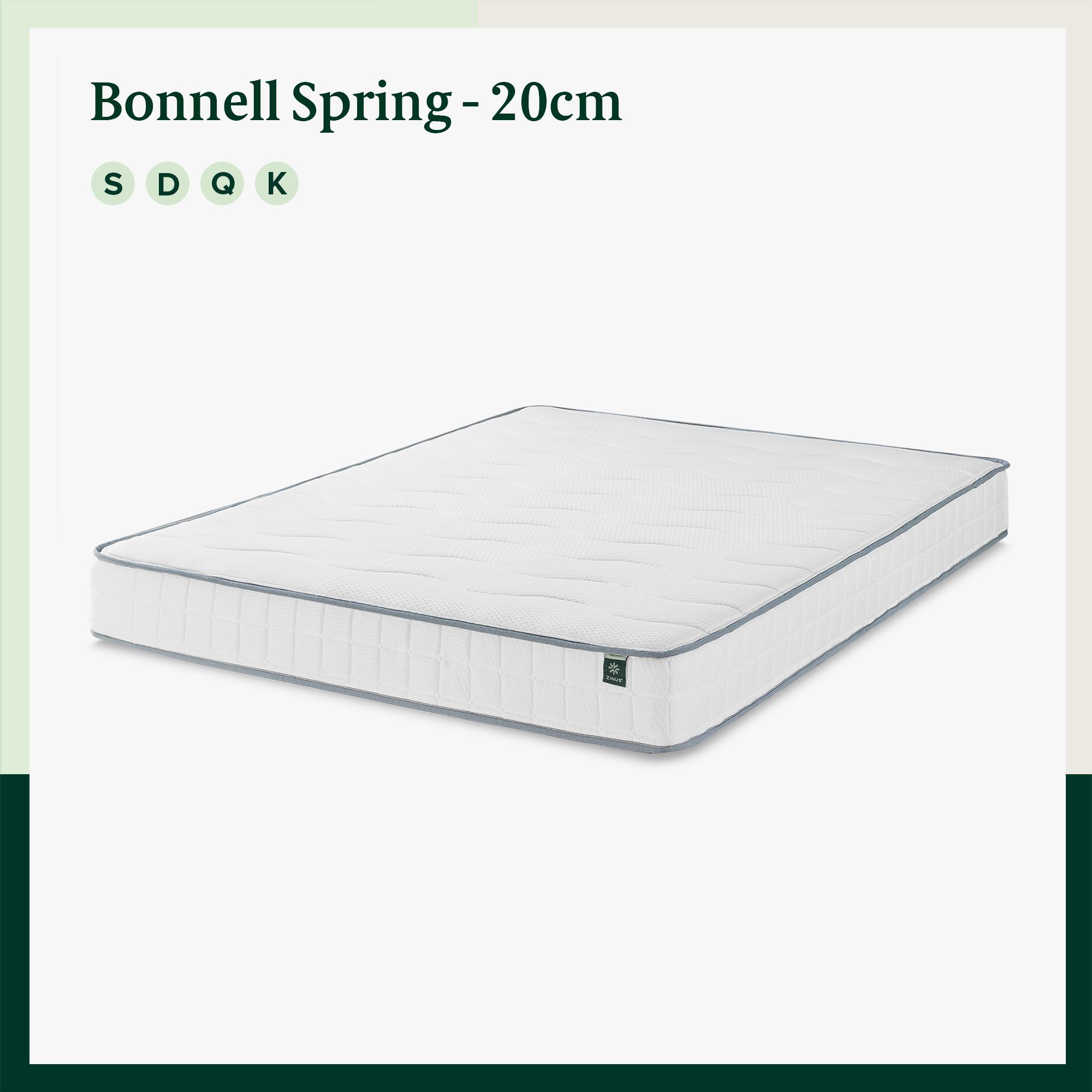 thumbnail 124 - Zinus Mattress Queen Double King Single Bed Memory Foam Pocket Spring Hybrid