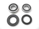 Front Wheel Bearings and Seals Kit Kawasaki KX125 1993-2005