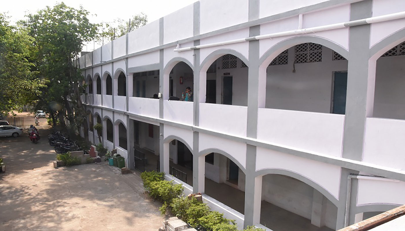 Arts, Commerce and Science College, Chandrapur