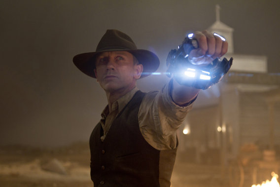 cover-image Cowboys and Aliens