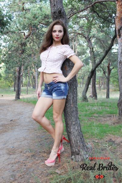 Photo gallery №4 Ukrainian girl Olga