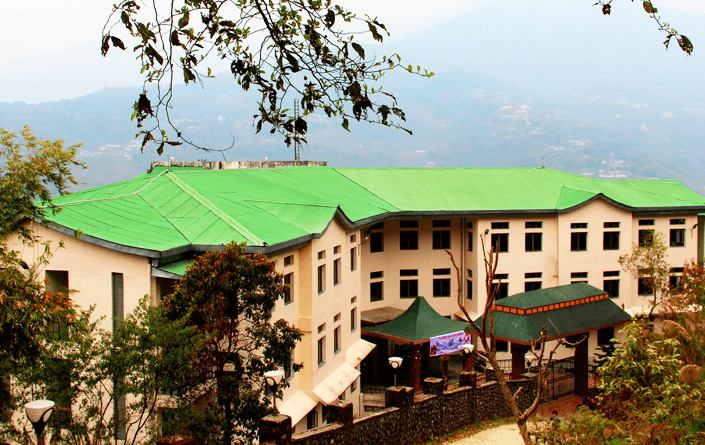 ICFAI (Institute of Chartered Financial Analysts of India), Gangtok