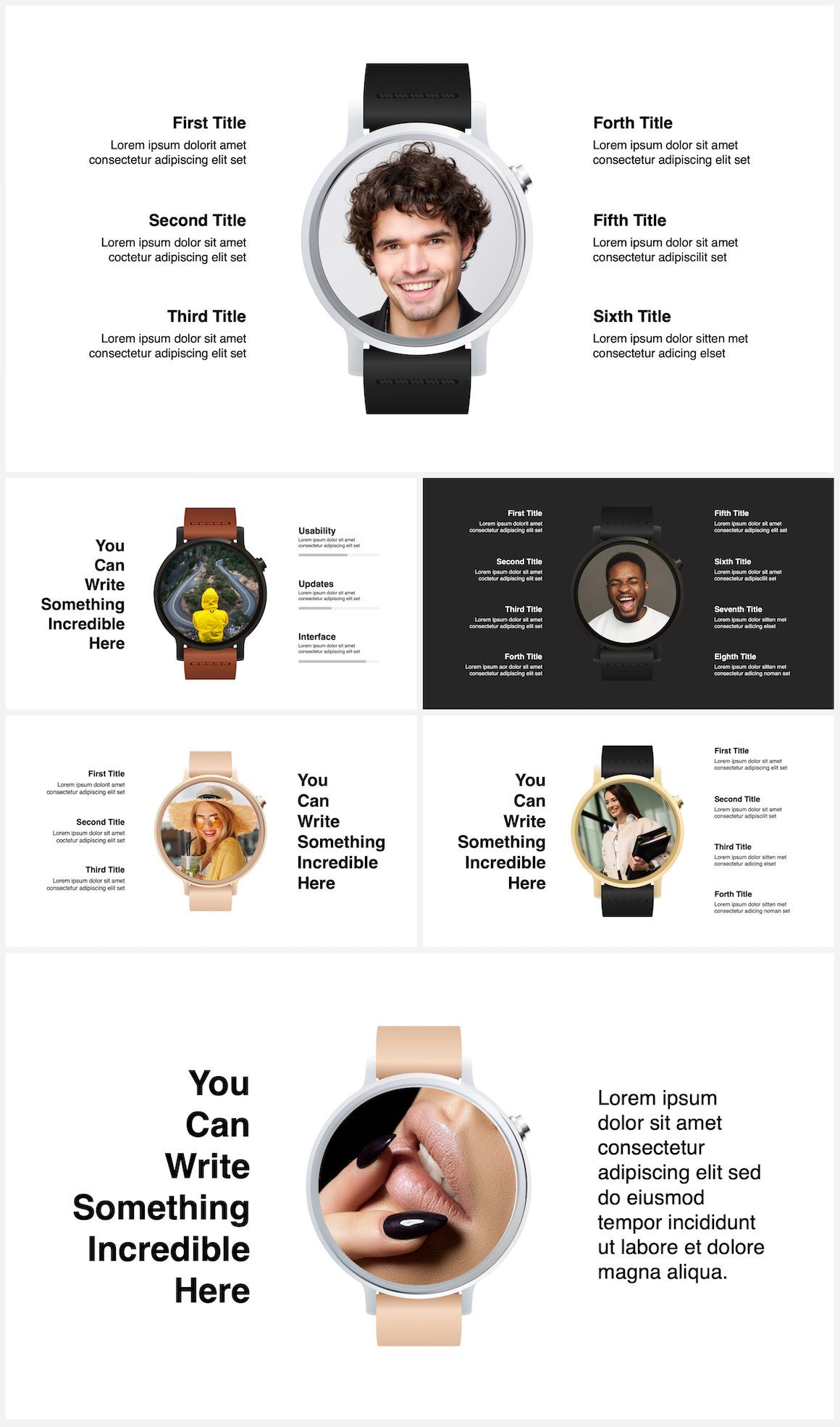 Huge Infographics Bundle! Lifetime Updates! PowerPoint, Photoshop, Illustrator. - 94