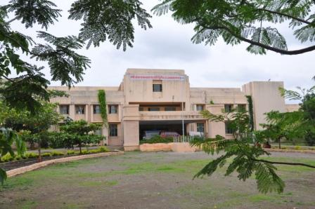 Dr. Vitthal Rao Vikhe Patil Foundation Ayurved College Image