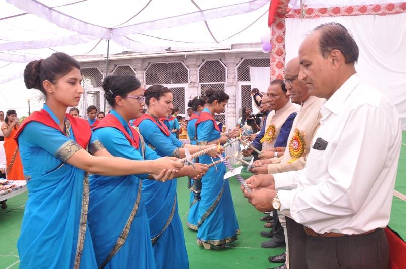 Swami Shri Rajeshwranand Bharti Nursing Institute