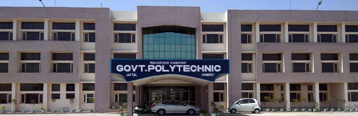 Government Polytechnic Jattal, Panipat