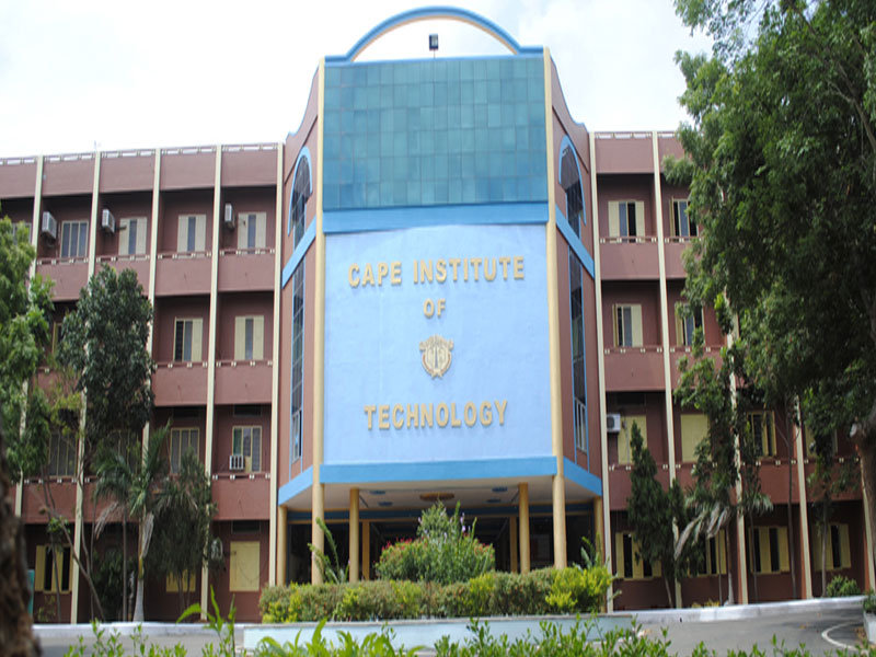 Cape Institute of Technology, Tirunelveli