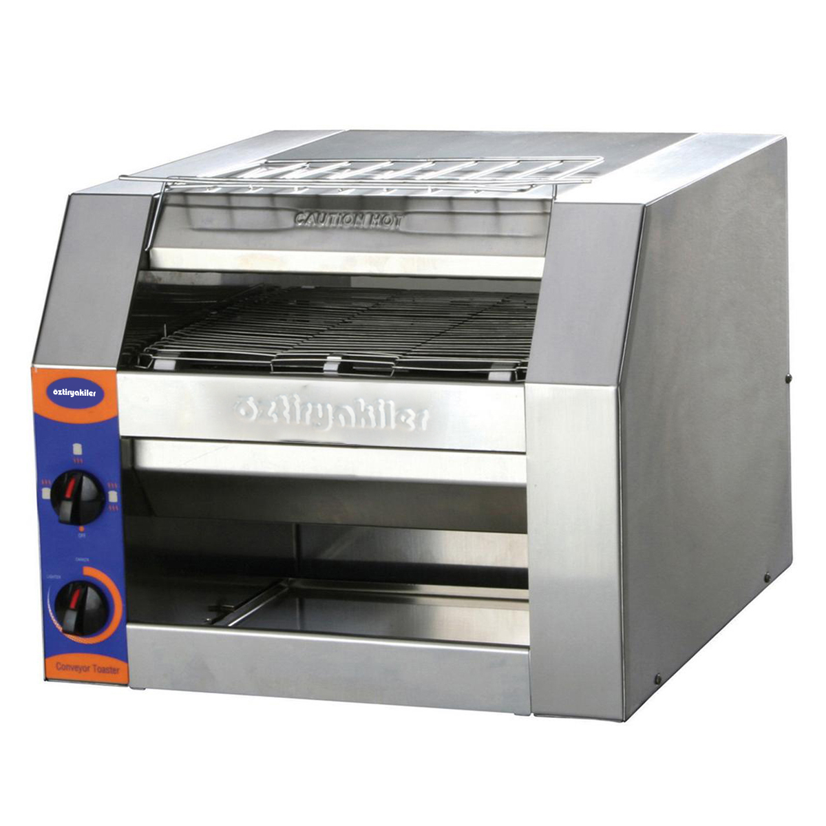 Öztiryakiler Ekmek Kızartma Makinesi