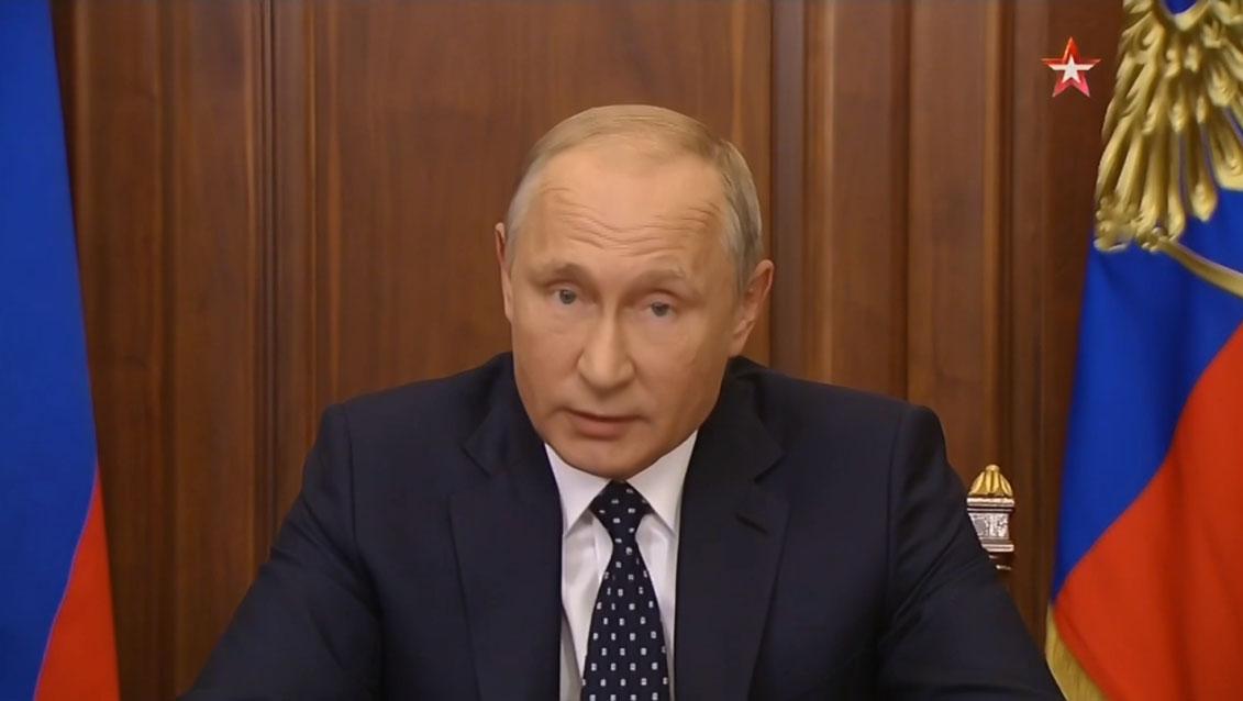 Почему Путин опять врет?