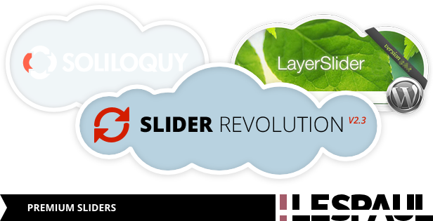LayerSlider WP - The WordPress Parallax Slider included