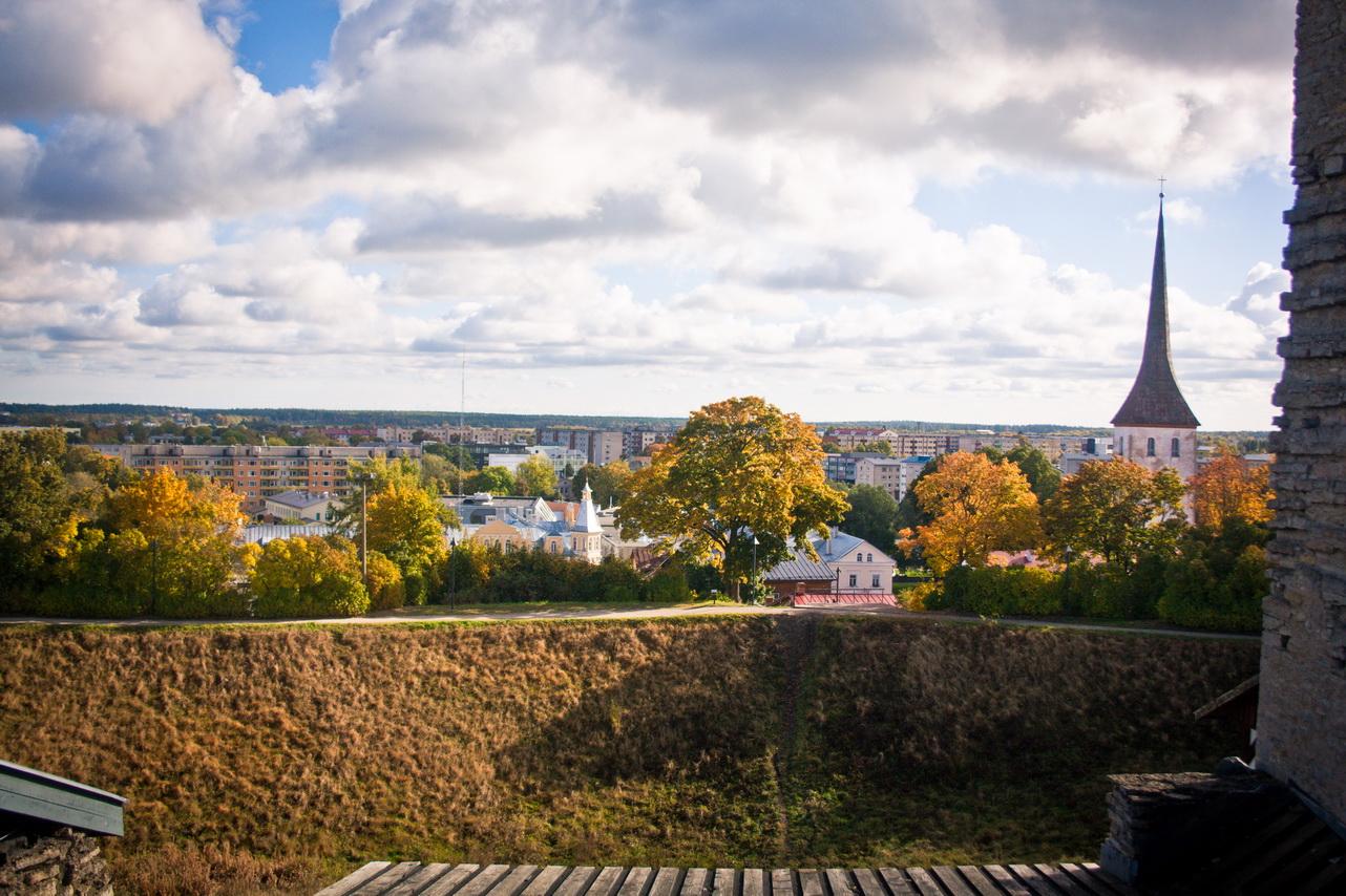 Раквере фотографии города