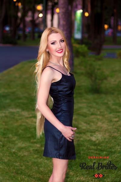 Photo gallery №7 Ukrainian bride Ksenia