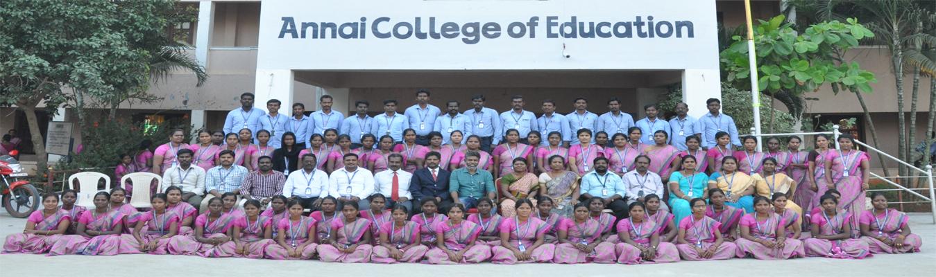 Annai College of Education, Thanjavur
