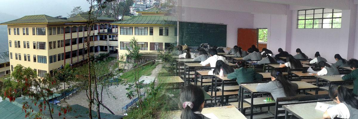 Nar Bahadur Bhandari Degree College, Tadong