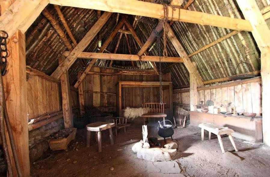 Музей национального горского быта (The Highland Folk Museum)