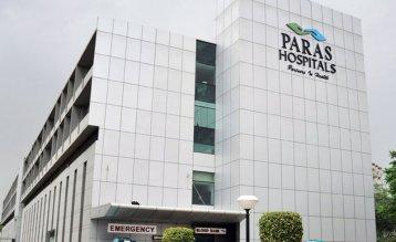 Paras Hospital Image