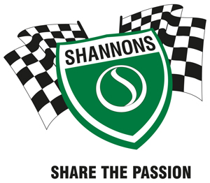 Shannons Classics on the Park Logo