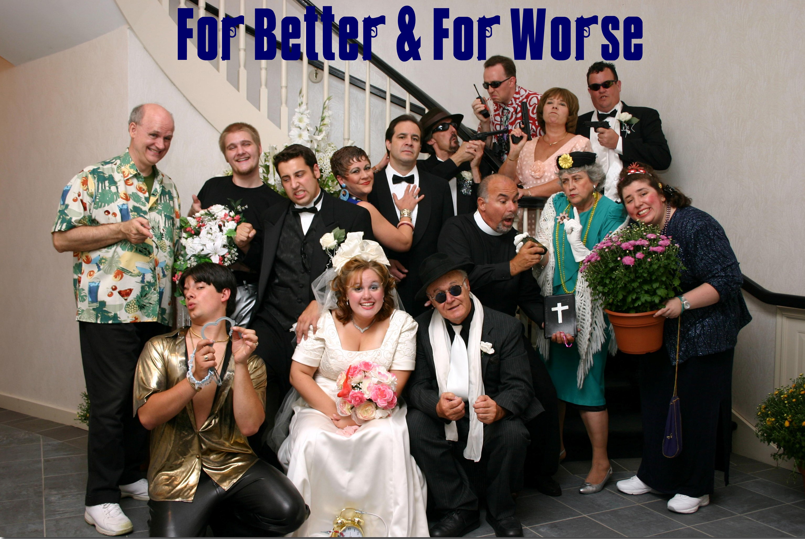 Cast of For Better & For Worse