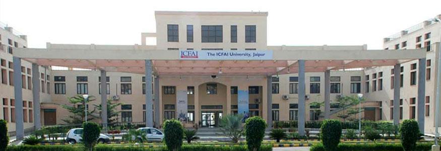 Faculty Of Law, Icfai University,Jaipur, Rajasthan