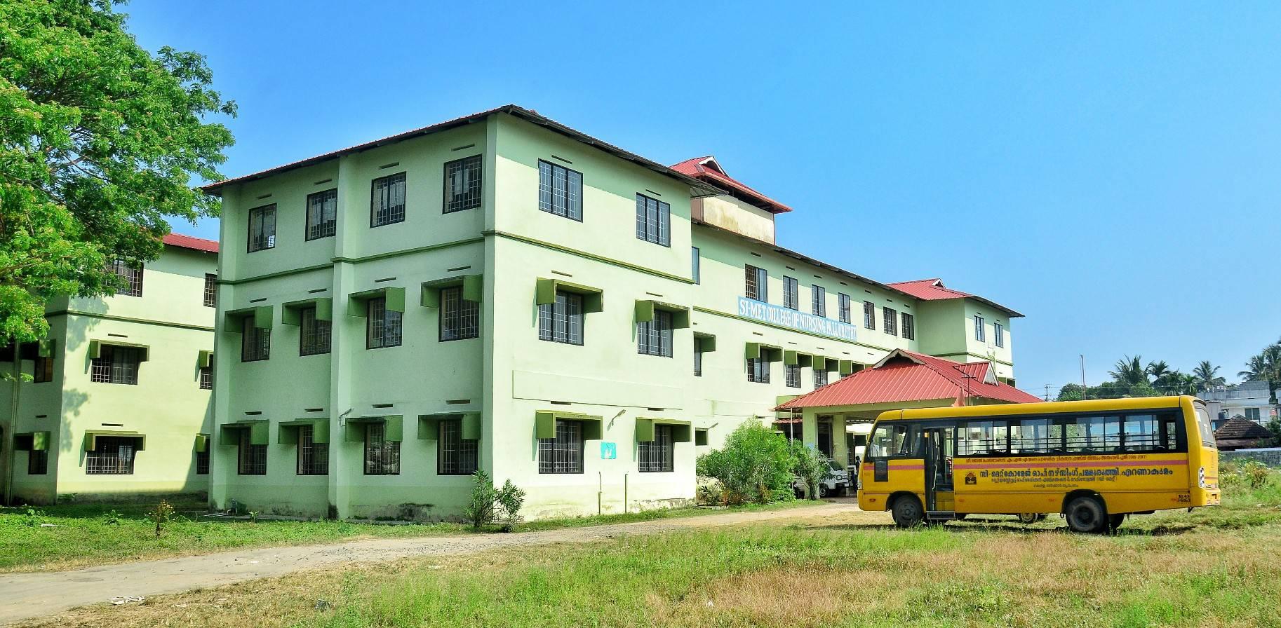 SI-MET College of Nursing, Ernakulam Image