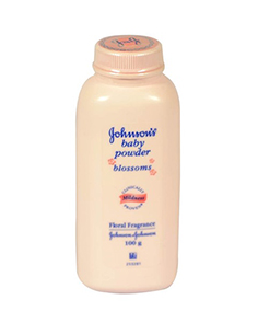 Johnson's Baby Powder Blossom, 100 g