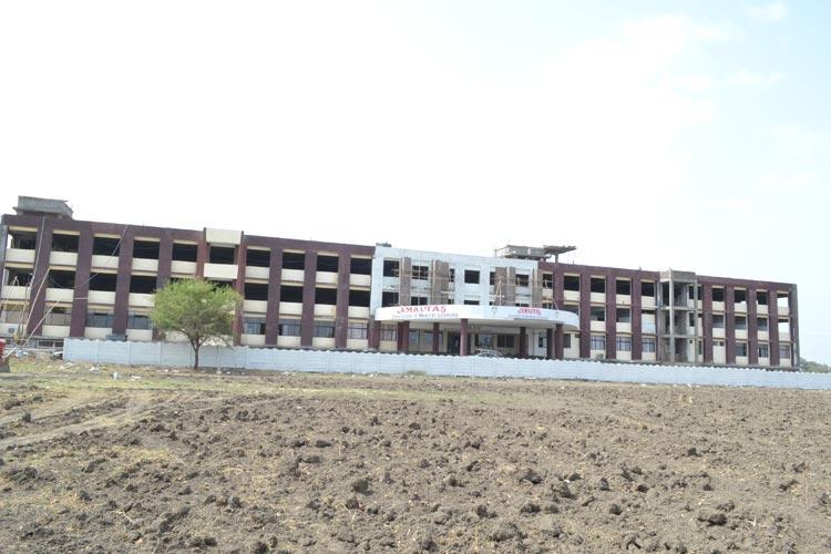 Amaltas Institute of Nursing Science Image