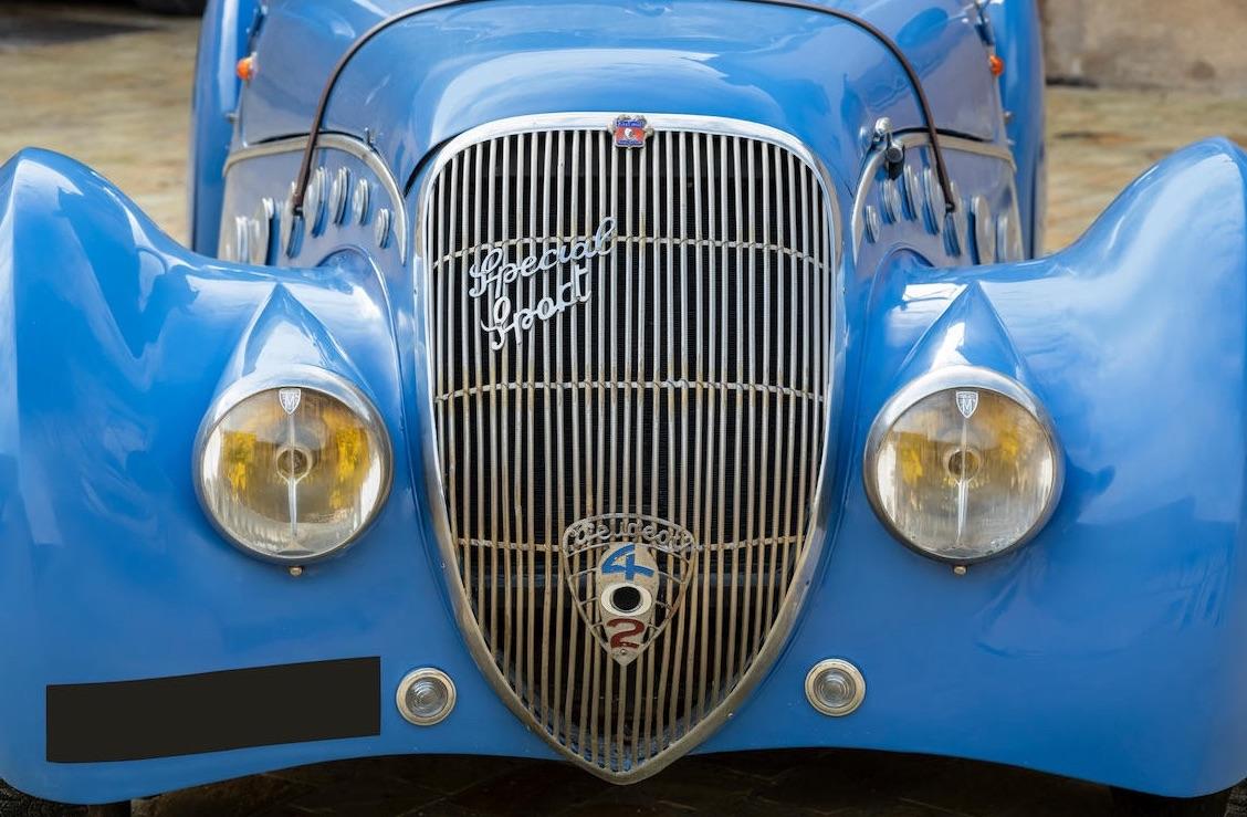 1938 Peugeot 402 Darl'mat Special Sport set for Bonhams sale