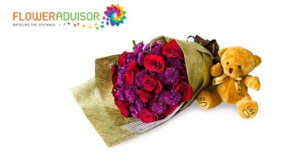 Buket bunga valentine floweradvisor menjaga hubungan tetap mesra