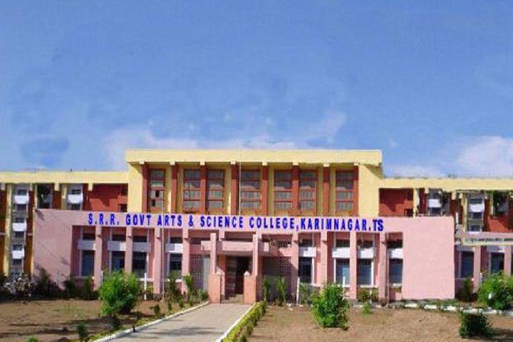 SRR Government Arts and Science College, Karimnagar Image