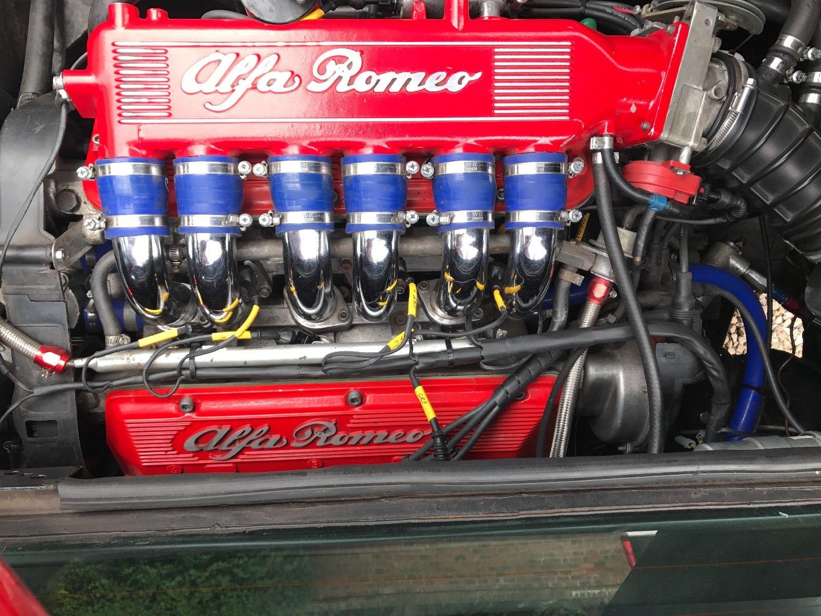 Take to the Road Market Pick Alfa V6 powered Lancia Montecarlo S2