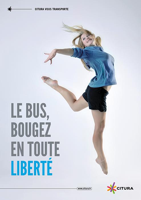 Affiche Liberte