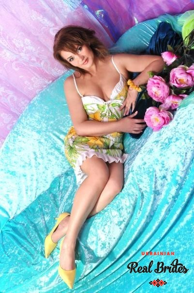 Photo gallery №7 Ukrainian women Luidmila