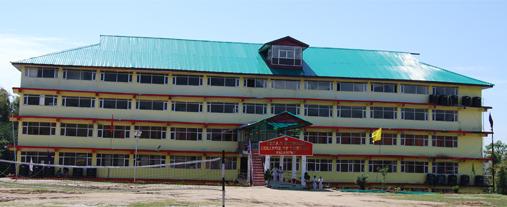 Netaji Subhash College of Nursing, Kangra