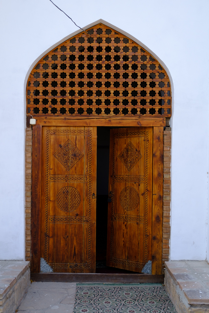 perzische stijl deur
