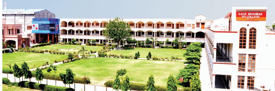 Gaur Brahman Degree College