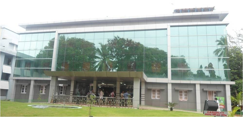 C.S.I Hospital Kanyakumari Medical Mission