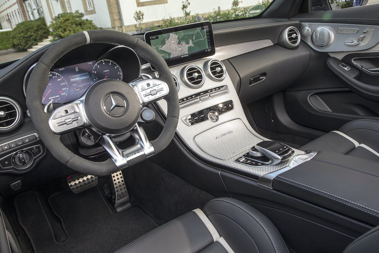 Why you should consider buying a Mercedes C Class