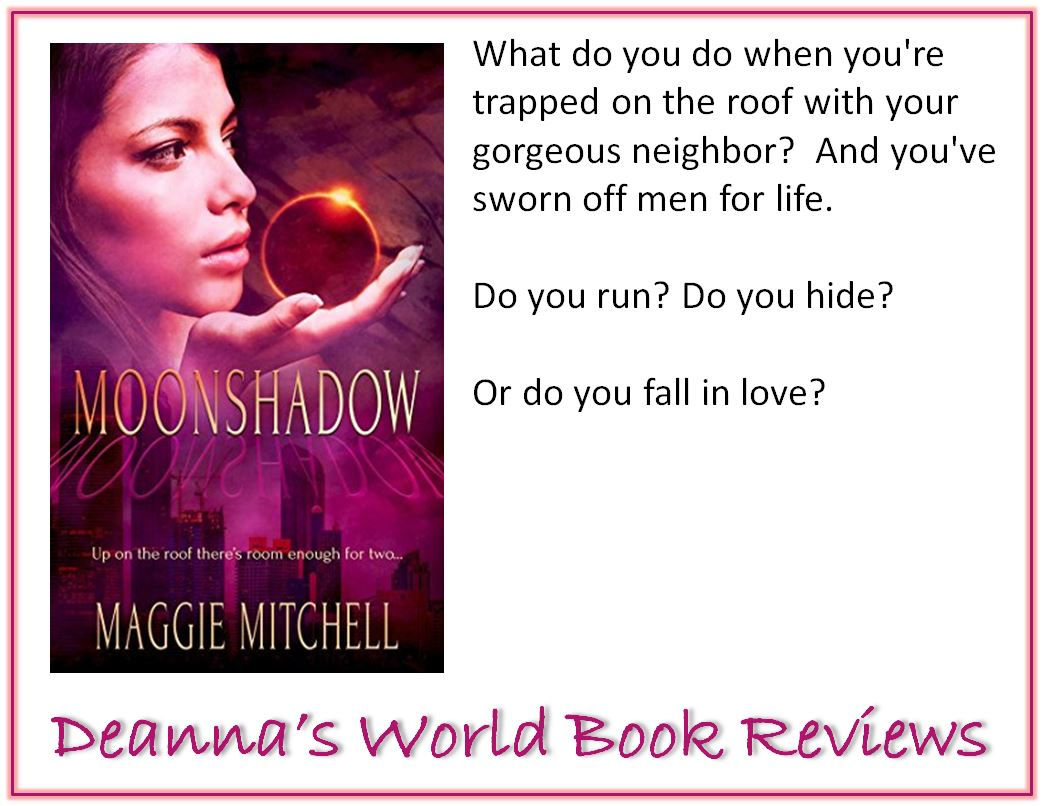 Moonshadow by Maggie Mitchell blurb