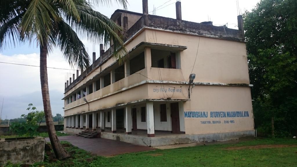 Mayurbhanj Ayurved Mahavidyalaya