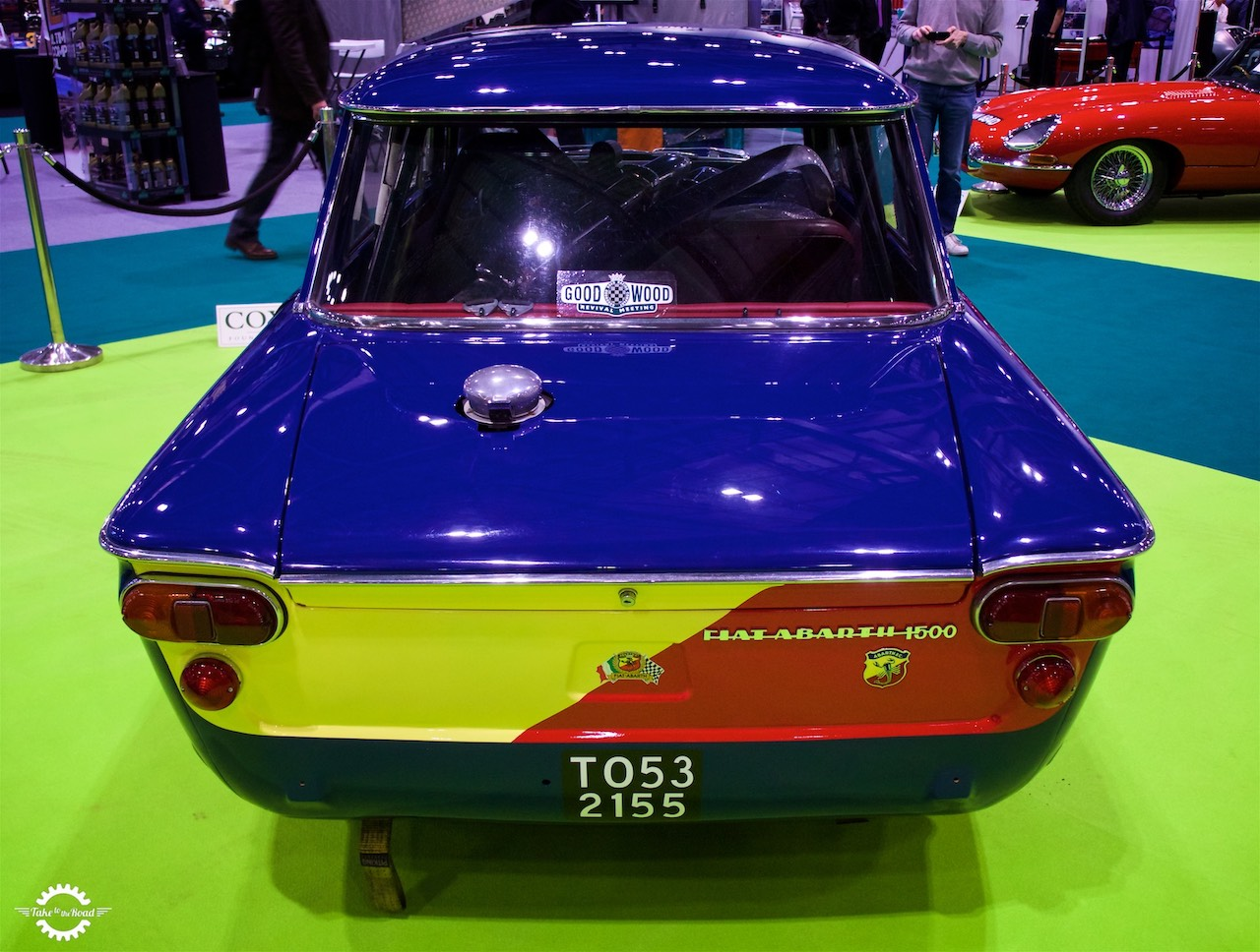 Take to the Road London Classic Car Show Review 2017