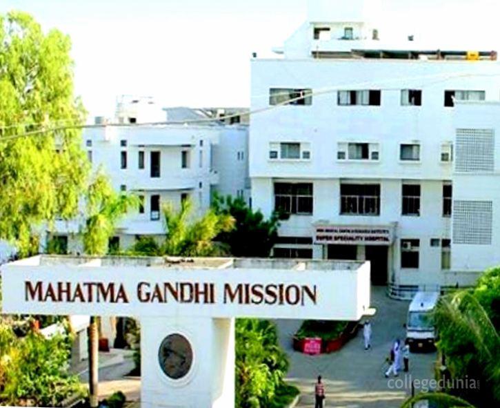 Mahatma Gandhi Mission Institute of Nursing Education, Aurangabad Image