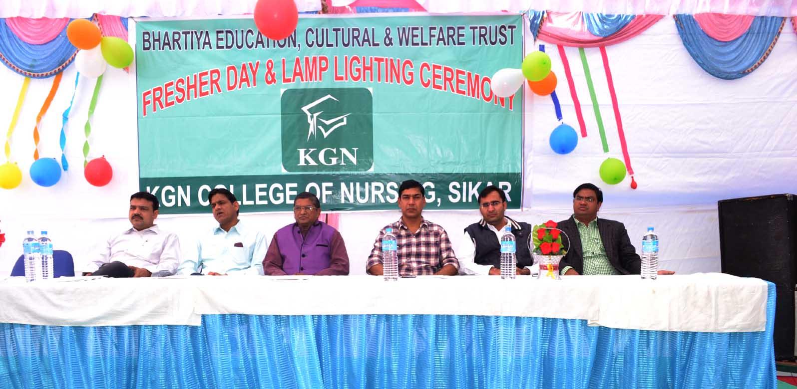 Khawaja Garib Nawaz College Of Nursing Image