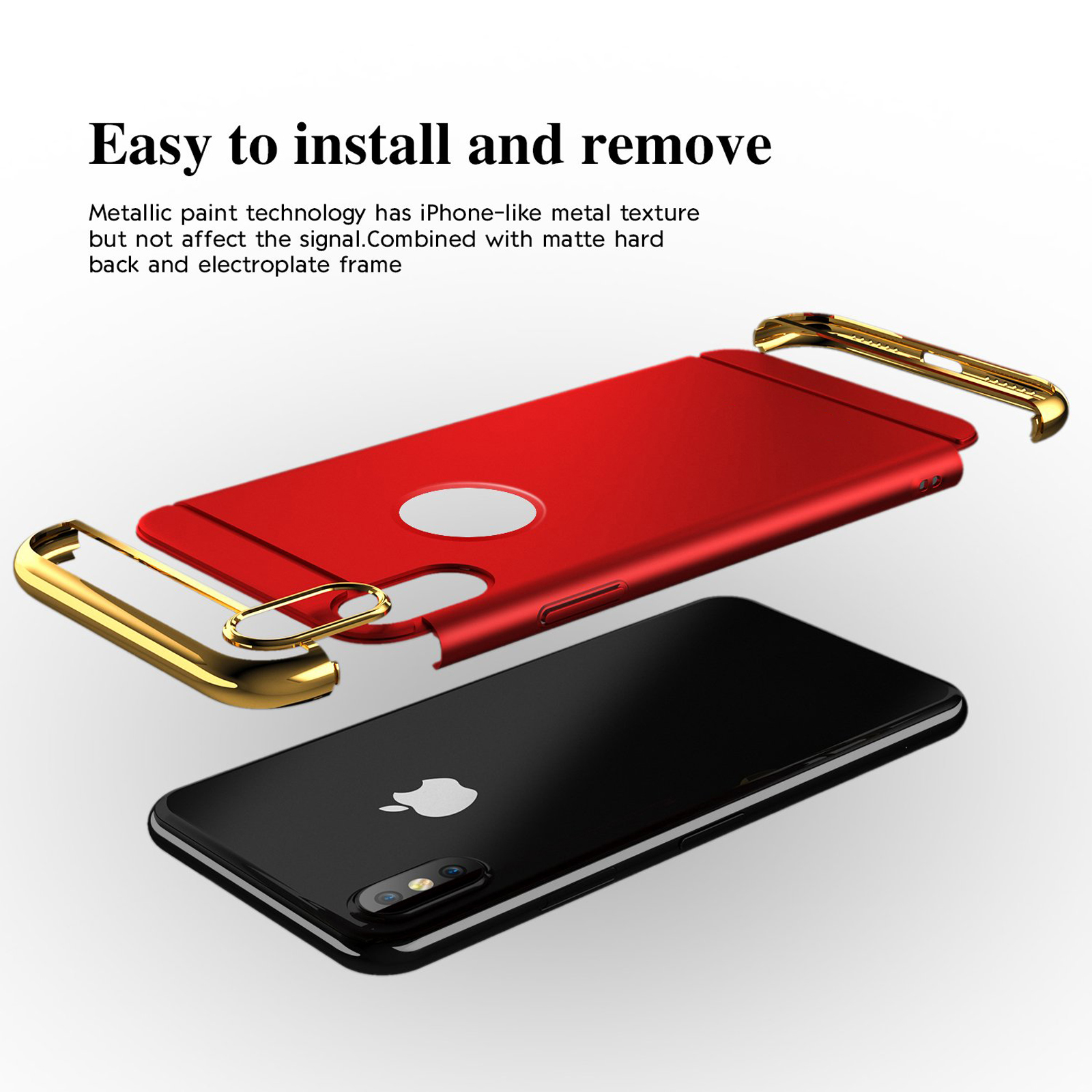 thumbnail 18 - Luxury Matte Case Tempered Glass Cover For Apple iPhone X XS XR Max 10 8 7 6s 6