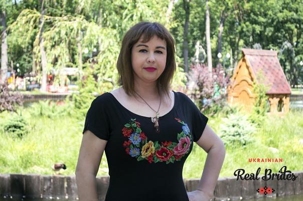 Photo gallery №5 Ukrainian women Larisa